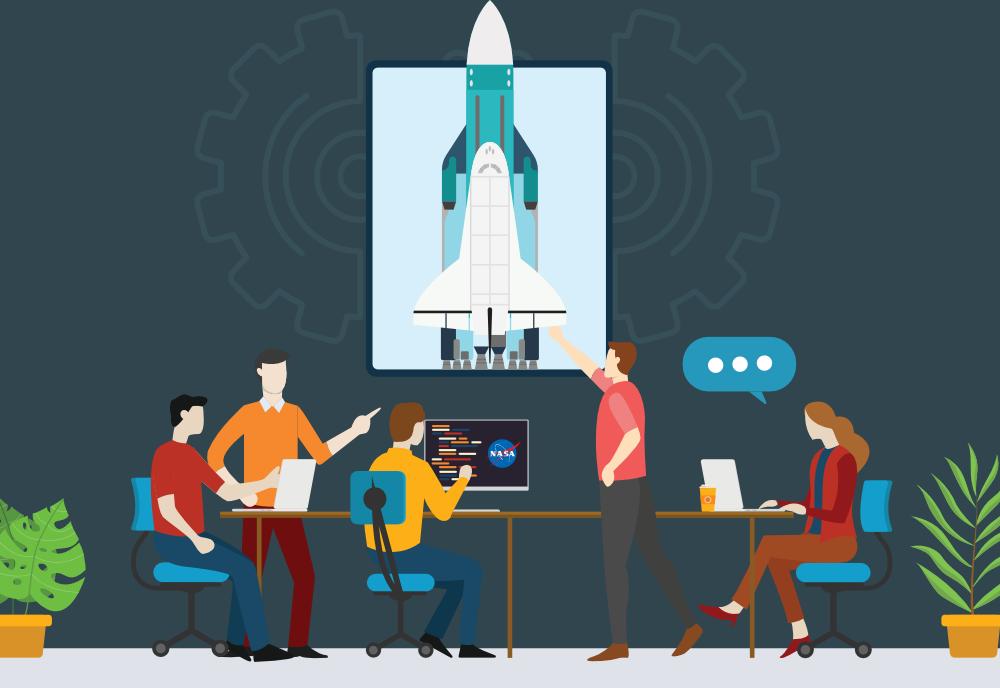 ¿Cómo funciona el aprendizaje automático de la NASA?