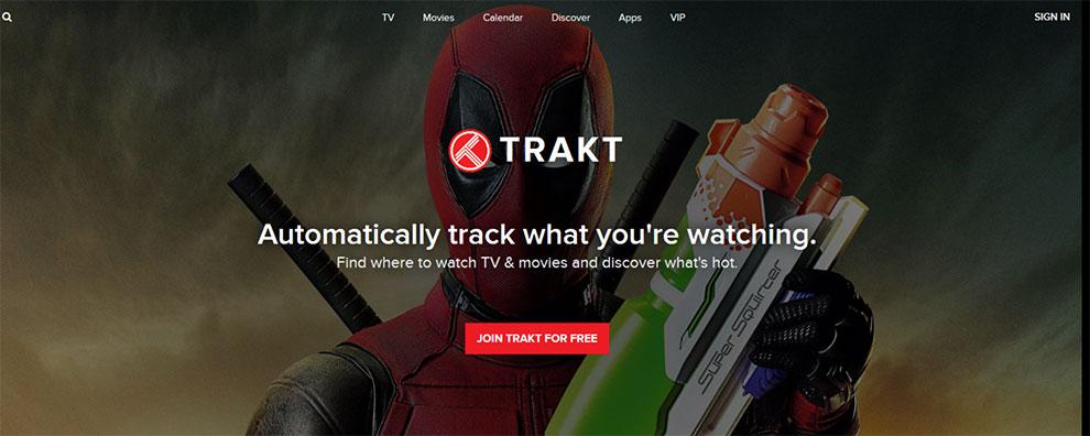 Utilice la API de Trakt para habilitar complementos de Media Center, aplicaciones móviles, aplicaciones de reloj, CLU e integraciones de hogares inteligentes.